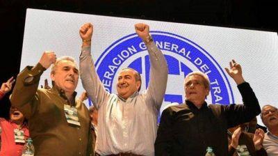 La CGT vuelve a reunirse despu�s de las tensiones internas por el acuerdo con el Gobierno
