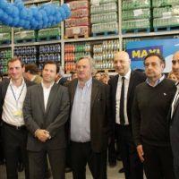 Ya inaugur� el Maxi Carrefour de Ezpeleta