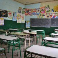 El paro docente se cumple con un acatamiento del 60 por ciento en la ciudad