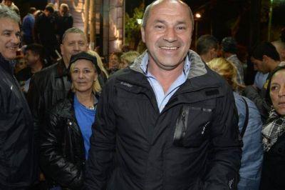 En soledad, Secco insistió con la candidatura de Cristina