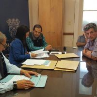 Licitan obras para mejorar la red local de agua