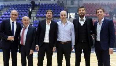 Con Larreta y Santilli, San Lorenzo volvió a Boedo