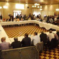 Los intendentes peronistas se plantan para discutir en bloque el Presupuesto de Vidal
