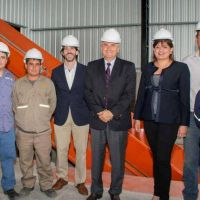 Morales verific� avances en Centro Ambiental Jujuy