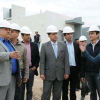 Bosetti destac� las gestiones de la provincia para la reactivaci�n de obras