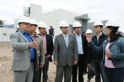 Bosetti destacó las gestiones de la provincia para la reactivación de obras