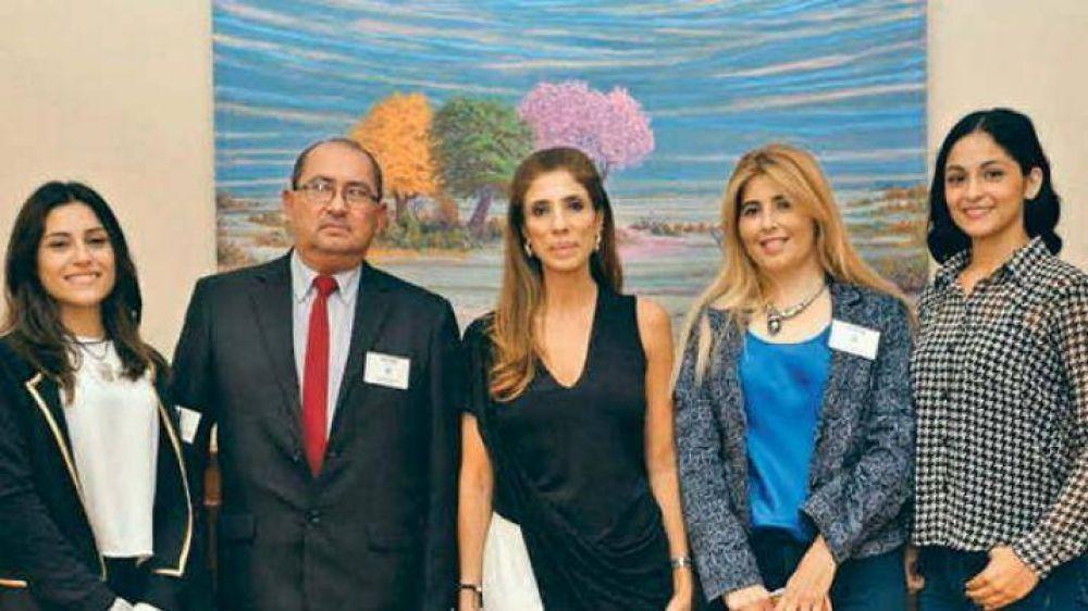 La gobernadora recibió a integrantes de la Asociación de Trasplante y Vida de la provincia
