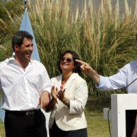 Macri y funcionarios de Chile llegan por el T�nel