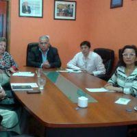 La Secretar�a de Trabajo se reuni� con intendentes por los Programas de Empleo
