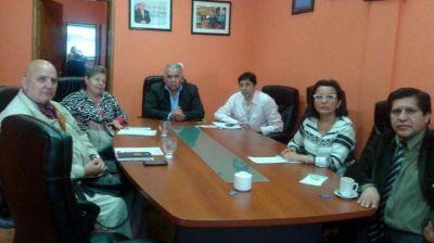 La Secretaría de Trabajo se reunió con intendentes por los Programas de Empleo