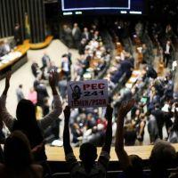 Victoria para Temer en Diputados: aprueban congelar el gasto p�blico
