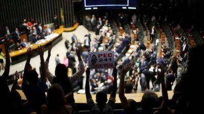 Victoria para Temer en Diputados: aprueban congelar el gasto público