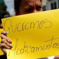 La oposici�n denuncia que la difteria volvi� a difundirse en Venezuela