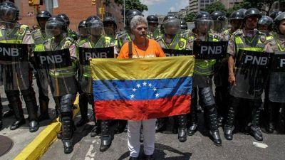 Toma de Venezuela: la oposición sale hoy a la calle en un clima de máxima tensión por las amenazas de Nicolás Maduro