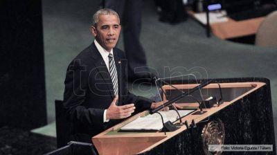 En su último viaje oficial, Obama visitará Grecia, Alemania y Perú