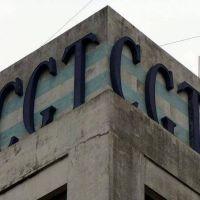Antes de unificarse, la CGT Santa Cruz ya est� partida