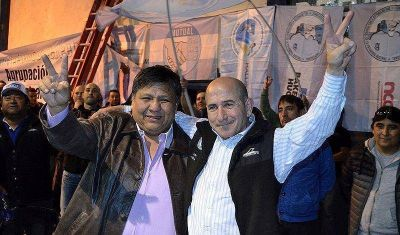 Rotundo respaldo de Llugdar a la Lista de �vila en Petroleros Privados