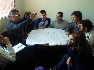Esperan licitar en marzo la construcción del gimnasio de la Universidad del Comahue
