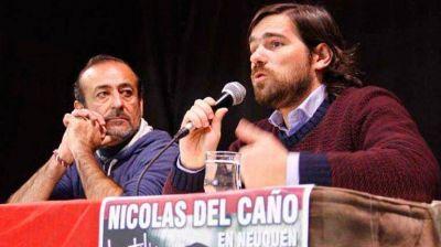 Del Caño llega para defender la gestión obrera de Zanon