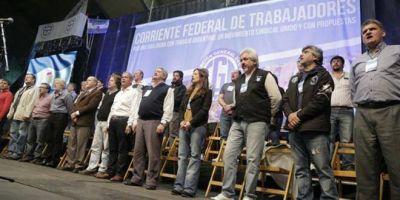 La Corriente Federal organiza regionales en todo el pa�s para potenciar su trabajo