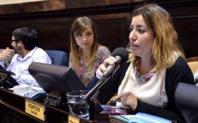 Portos presentó un proyecto que busca garantizar al acceso al derecho de la interrupción legal del embarazo
