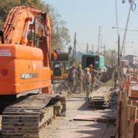 Las obras de refuerzo del agua avanzan para llegar a m�s vecinos
