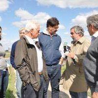 Declaran la emergencia agropecuaria en zonas inundadas de la provincia
