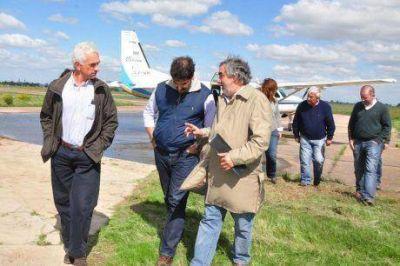 La respuesta del gobierno de Buenos Aires ante las inundaciones en el oeste: amplio informe
