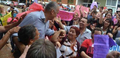 Aguirre sigue firme en Eldorado tras el frustrado intento opositor por destituirlo