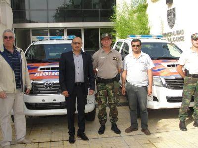 El Gobierno solicitó al Concejo Deliberante extender la emergencia en seguridad por un año más