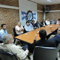 C�maras empresariales con referentes del PRO