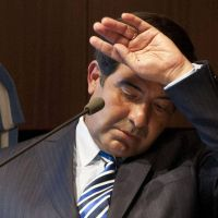 Doble rev�s judicial para Ricardo Echegaray