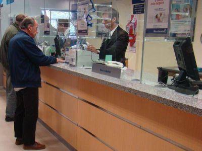 Paro bancario afectará el pago de jubilaciones