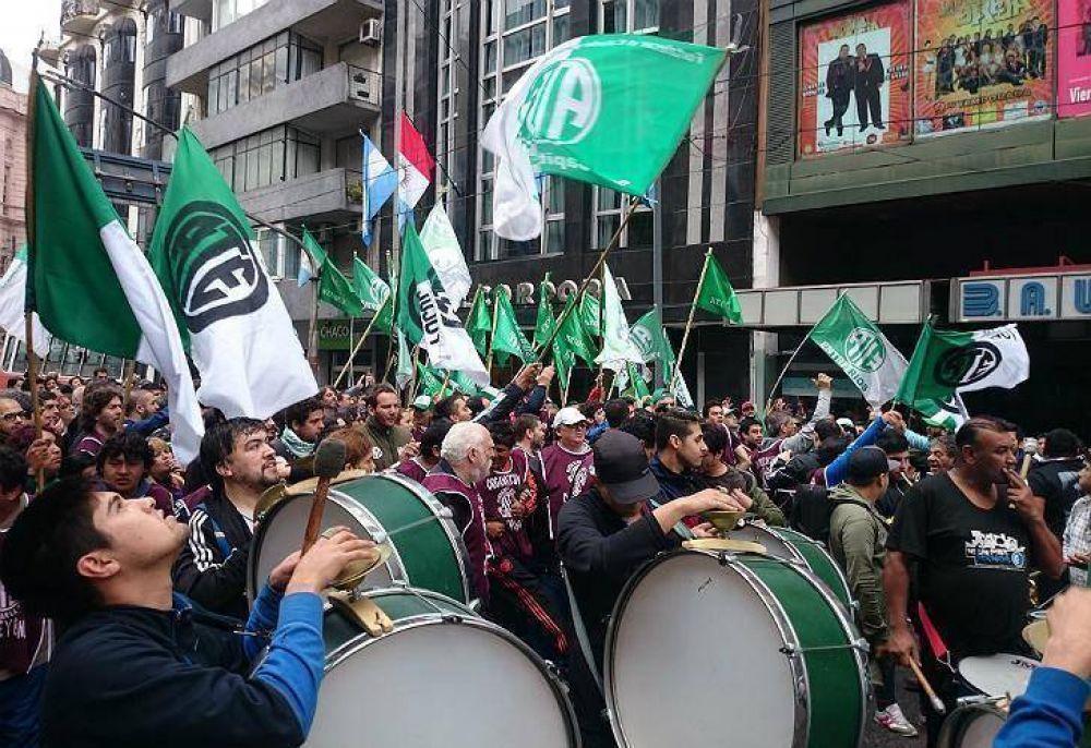 Qué esconde el enfrentamiento entre facciones de ATE que luchan por poder