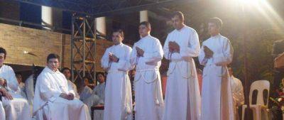 Monseñor Juan Bautista Gavilán ordenará a cuatro nuevos sacerdotes en Cnel. Oviedo