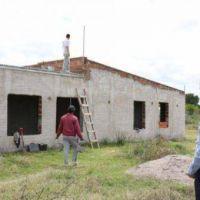 Bol�var: se reactivaron las obras del Hogar de Protecci�n para Mujeres en Situaci�n de Violencia