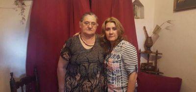 Lordén estuvo en Catamarca y se reunió con la mamá de María Soledad Morales