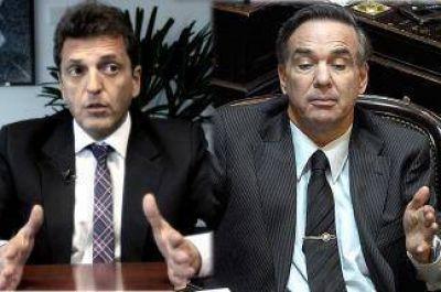 Massa y Pichetto acordaron las modificaciones que quieren hacerle al presupuesto 2017