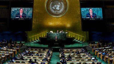 Por primera vez, Israel se abstiene en una votación de la ONU sobre el embargo a Cuba