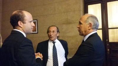 """Juez Ricardo Lorenzetti con Vis á Vis: """"Tenemos una relación muy buena y estrecha con la comunidad judía"""""""
