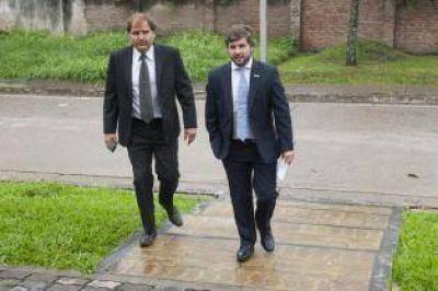 """Campero admite que se fijó, """"por error"""", un domicilio falso para RDT"""