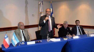 """El gobernador Juan Manzur aseguró que """"hay un futuro de progreso y trabajo con Chile"""""""