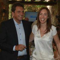 �Nueva cumbre entre Vidal y Massa?: Se reunir�an hoy por posible acuerdo en Diputados