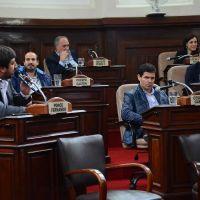 Concejo Deliberante: El conflicto de la l�nea Este y la Polic�a Local, en el centro del debate