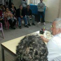 B� SAN MART�N: El Intendente Infante dialog� con los vecinos y prometi� mejoras para el sector
