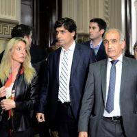 Posiciones encontradas: Primera reuni�n por el Presupuesto 2017 entre Lacunza y legisladores