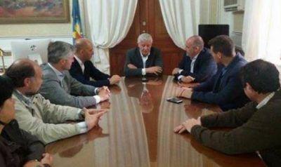 Mignaquy y Guerrera contienen a dirigentes del Frente Renovador