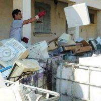 Para fin de a�o, se descartar�n 30 toneladas de basura electr�nica