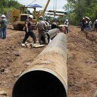 Se integran 26 localidades en la obra del Gasoducto Regional Industrial