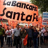 Trabajadores bancarios realizar�n un paro de 24 horas este viernes